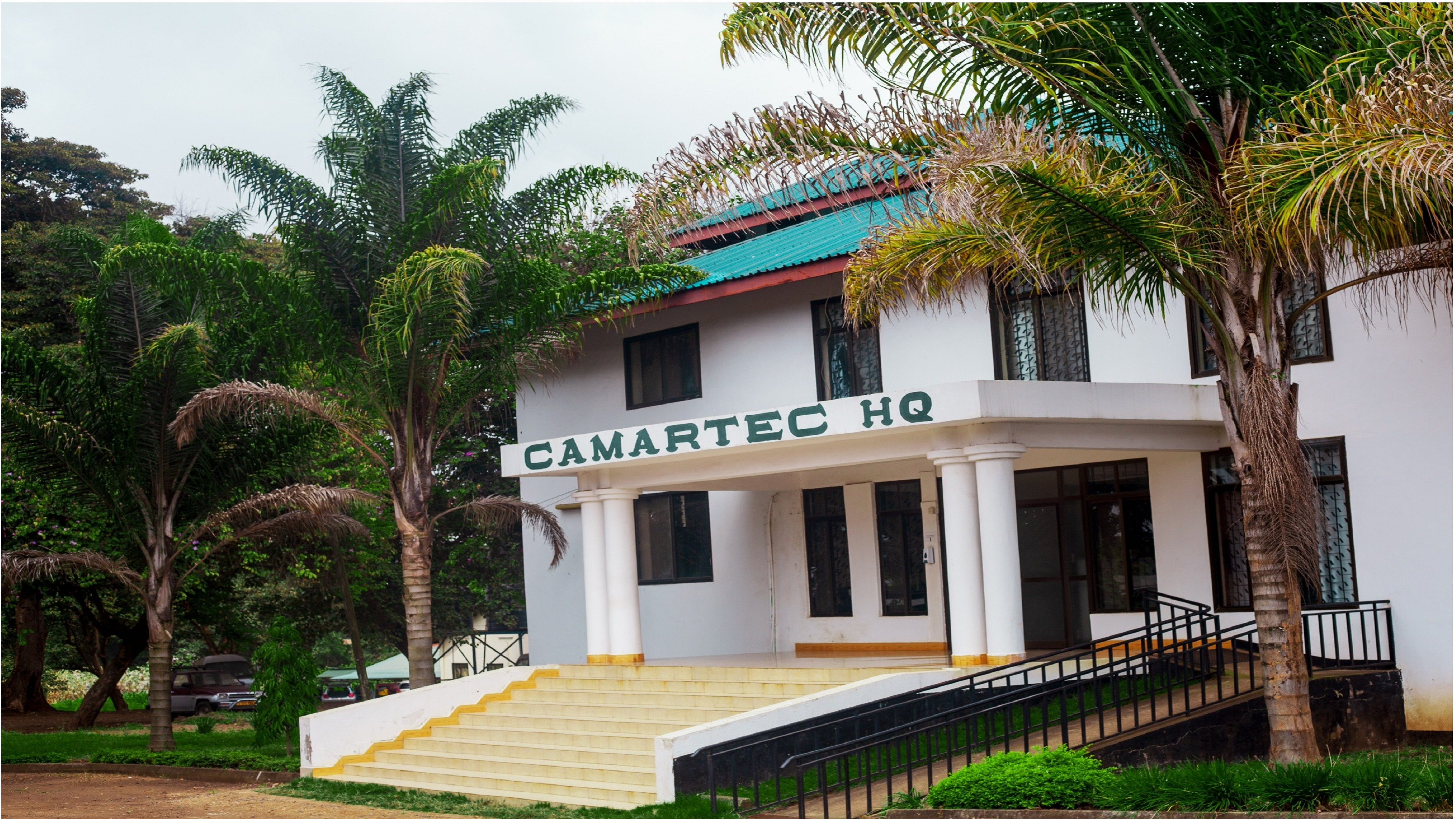Centre for Agricultural Mechanization and Rural Technology