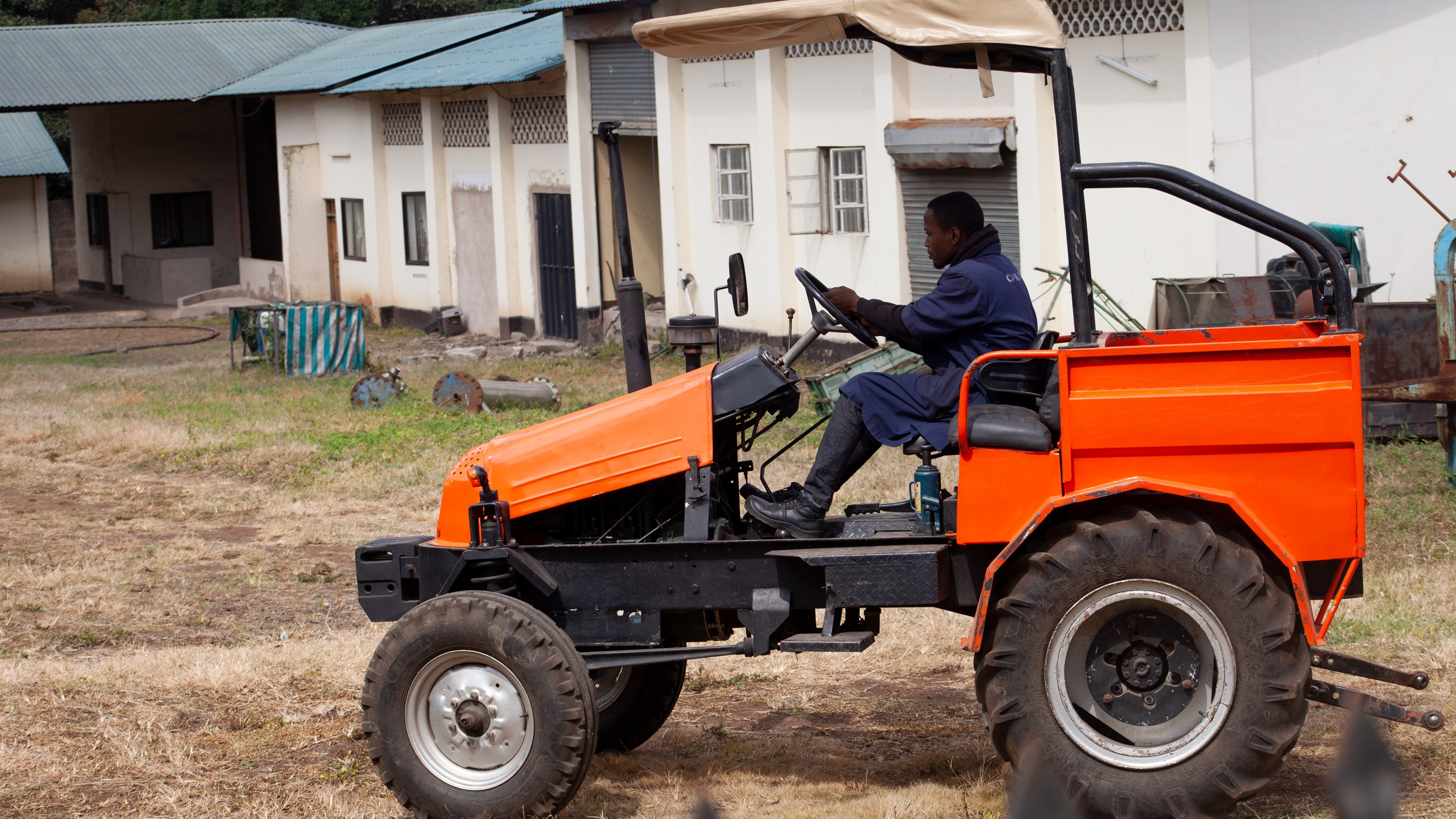 Local Manufacturing of Agricultural Machinery and Rural Technologies